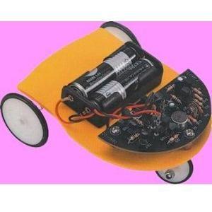 KIT ROBOT SOUND REVERSING CAR (C9802)