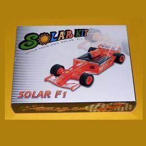 KIT BOLIDO FORMULA 1 SOLAR (C9974)