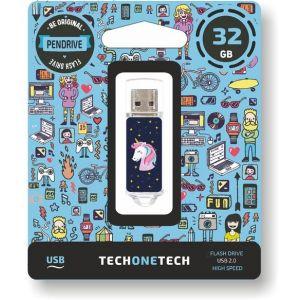 PENDRIVE 32GB USB 2.0 UNICORNIO DREAM