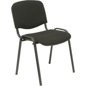 Pack/2 silla confidente alcaraz aran negro