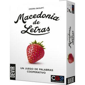 JUEGO MACEDONIA DE LETRAS
