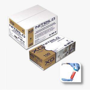 C/100 GUANTES NITRIFLEX SOFT T/P