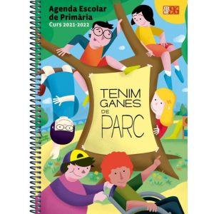 agenda primaria valenciano curso 2021/22