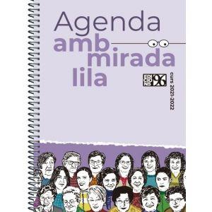 agenda lila secundaria valenciano 2021/22