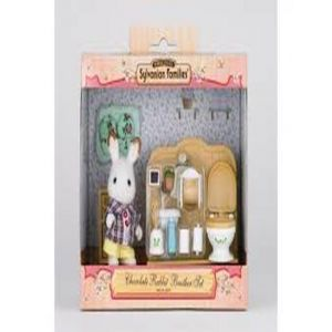 SET HERMANO CONEJO CHOCOLATE/ CHOCOLATE RABBIT BROTHER SET