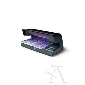 Detector de billetes falsos uv-50 negro con luz ultravioleta
