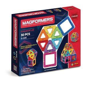 MAGFORMERS BASIC SET 30 PIEZAS (701005)