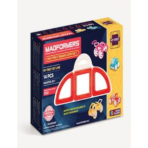 MY FIRST BUGGY CAR SET(RED) 14PCS