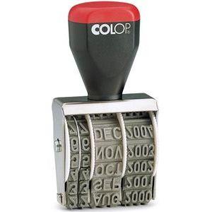 SELLO FECHADOR MANUAL 4MM 04000