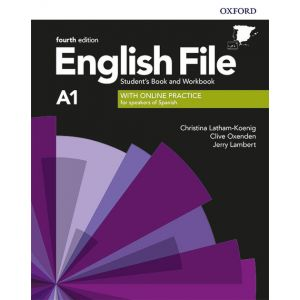 ENGLISH FILE BEGINNER PACK KEY 4ED