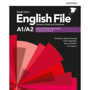 ENGLISH FILE ELEM PACK KEY 4ED