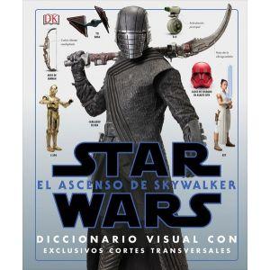 STAR WARS EL ASCENSO DE SKYWALKER DICCIONARIO VISUAL