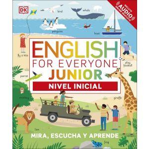 ENGLISH FOR EVERYONE JUNIOR NIVEL INICIAL