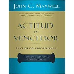 ACTITUD DE VENCEDOR