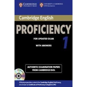 CAMBRIDGE ENGLISH PROFICIENCY 1 FOR UPDATED EXAM SELF-STUDY PACK (STUDENT´S BOOK