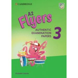 A2 FLYERS 3 STUDENT´S BOOK