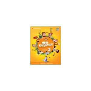 BE CURIOUS LEVEL 2 ACTIVITY BOOK WITH HOME BOOKLET