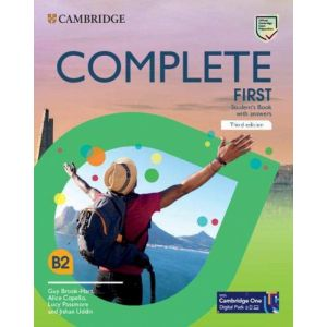 COMPLETE FIRST CERTIFICATE STUDENT`BOOK+KEY