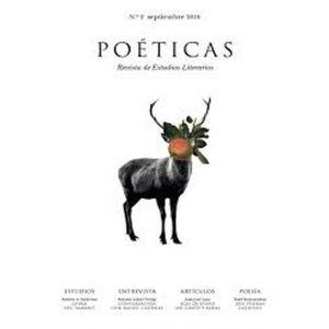 REVISTA DE ESTUDIOS LITERARIOS  POETICAS Nº 2 SEPTIEMBRE 2016