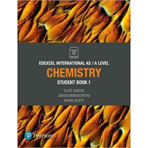 EDEXCEL INTERNATIONAL AS LEVEL CHEMISTRY STUDENT BOOK