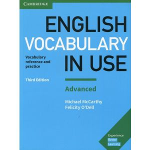 ENGLISH VOCABULARY IN USE: ADVANCED BOOK WITH ANSWERS 3RD EDITION