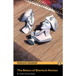 LEVEL 3: THE RETURN OF SHERLOCK HOLMES BOOK AND MP3 PACK
