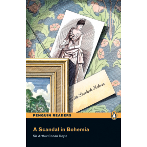 LEVEL 3: A SCANDAL IN BOHEMIA BOOK AND MP3 PACK