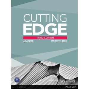 CUTTING EDGE ADVANCED NEW EDITION STUDENTS´ BOOK AND DVD PACK