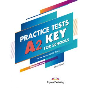 A2 KEY FOR SCHOOLS PRACTICE TESTS S´S