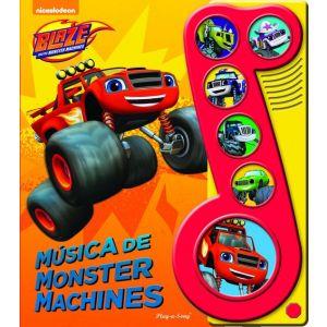 MUSICA DE MONSTER MACHINE