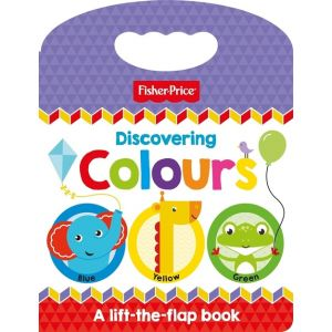 FISHER PRICE DISCOVERING COLOURS INGLES