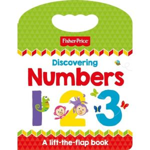 FISHER PRICE DISCOVERING NUMBERS INGLES
