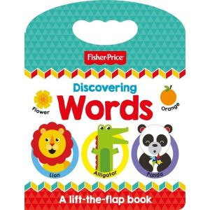 FISHER PRICE DISCOVERING WORDS INGLES