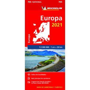 MAPA NATIONAL EUROPA 2021