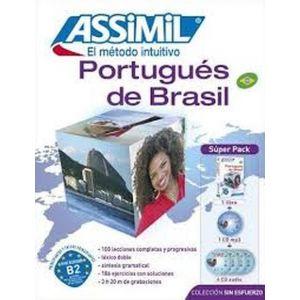 PORTUGUES DE BRASIL ALUMNO CD4+MP3 SUPERPACK