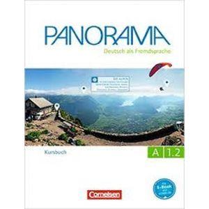 PANORAMA  A 1.2 DEUTSCH ALS FREMDSPRACHE KURBUCH LIBRO DEL ALUMNO