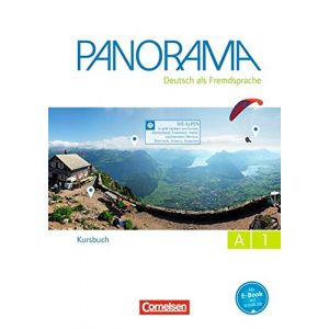 PANORAMA A1: LIBRO DE CURSO
