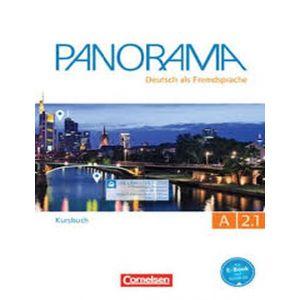 PANORAMA  KURSBUCH A 2.1