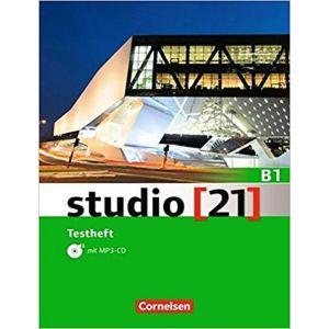 STUDIO 21 B1 GESAMTBAND TESTHEFT MIT AUDIO CD