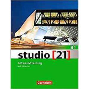 STUDIO 21 B1 GESAMTBAND INTENSIVTRAINING MIT HORTEXTEN