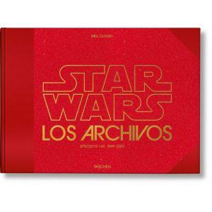 ARCHIVOS DE STAR WARS  LOS  1999-2005?