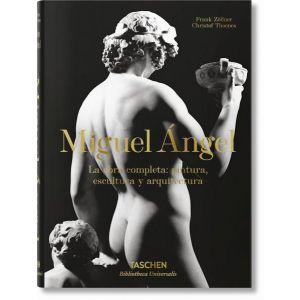 MIGUEL ANGEL LA OBRA COMPLETA PINTURA ESCULTURA Y ARQUITECT