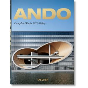 ANDO COMPLETE WORKS 1975 TODAY 40TH ANNIVERSARY EDITION
