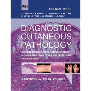 DIAGNOSTIC CUTANEOUS PATHOLOGY  2 - VOLUME