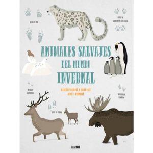 ANIMALES SALVAJES MUNDO INVERNAL