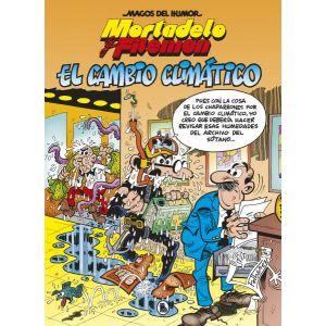 MAGOS DEL HUMOR MORTADELO 211.CAMBIO CLI