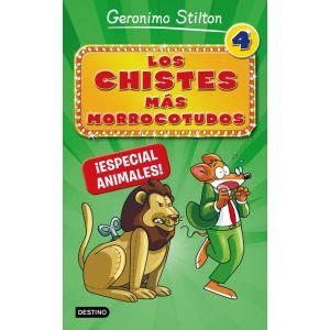 LOS CHISTES MAS MORROCOTUDOS 4. ¡ESPECIAL ANIMALES!