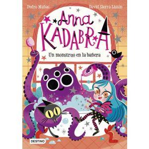 ANNA KADRABA 3. UN MONSTRUO EN LA BAÑERA