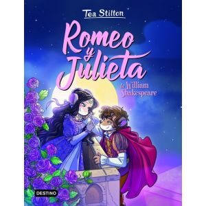 TEA STILTON CORAZON 2 ROMEO Y JULIETA