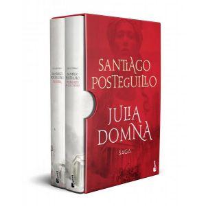 ESTUCHE JULIA DOMNA  YO  JULIA + Y JULIA RETO A LOS DIOSES